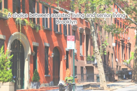 A choice between assisted living and senior living