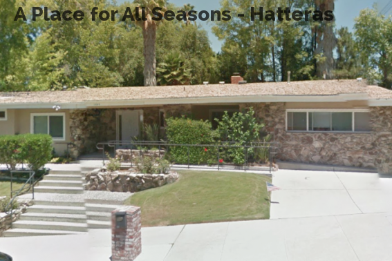 A Place for All Seasons - Hatteras
