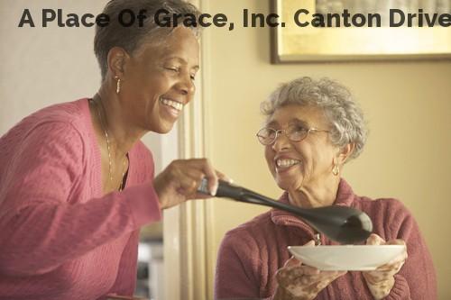 A Place Of Grace, Inc. Canton Drive