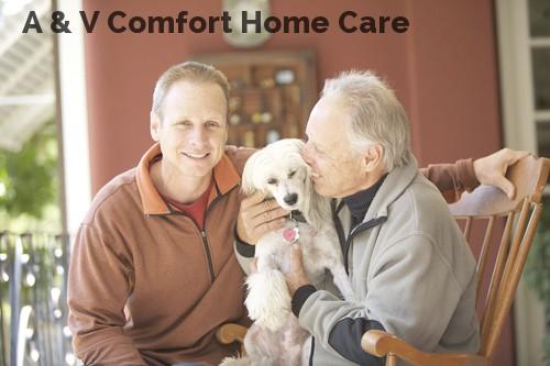 A & V Comfort Home Care