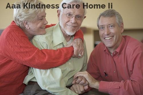 Aaa Kindness Care Home Ii