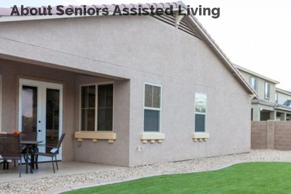 About Seniors Assisted Living