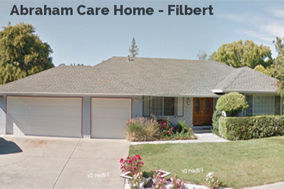 Abraham Care Home - Filbert