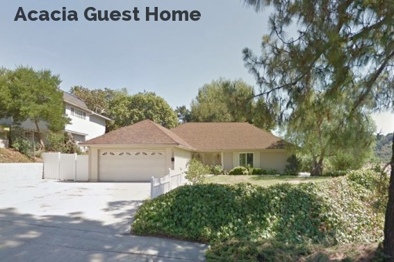 Acacia Guest Home