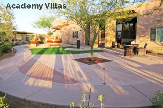 Academy Villas