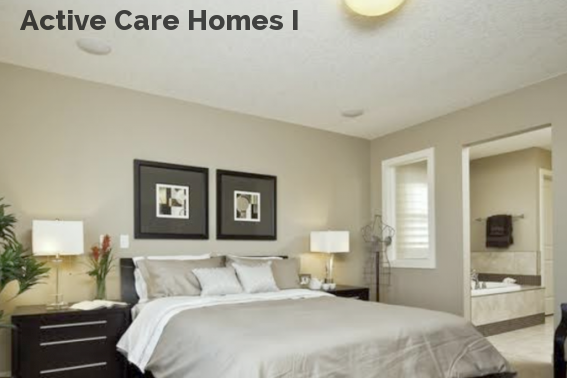 Active Care Homes I