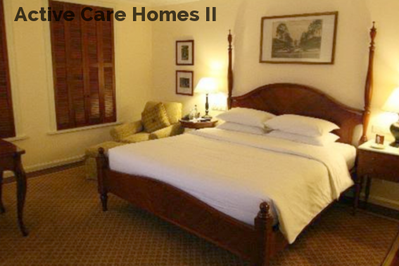 Active Care Homes II