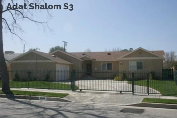 Adat Shalom S3