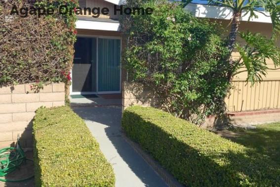 Agape Orange Home