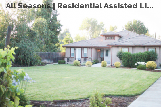 All Seasons | Residential Assisted Li...