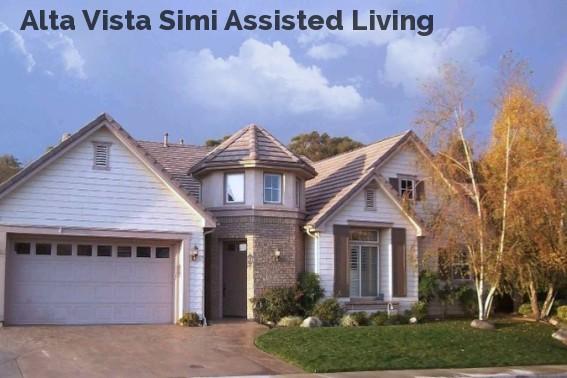 Alta Vista Simi Assisted Living