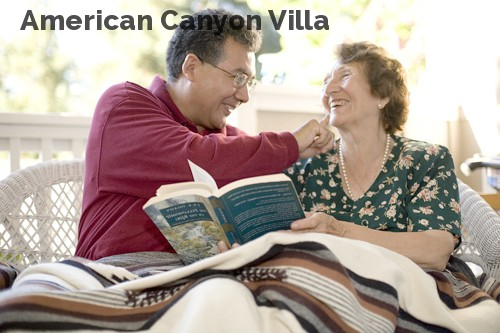 American Canyon Villa