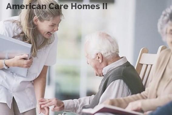 American Care Homes II