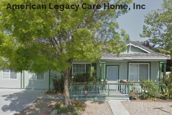 American Legacy Care Home, Inc