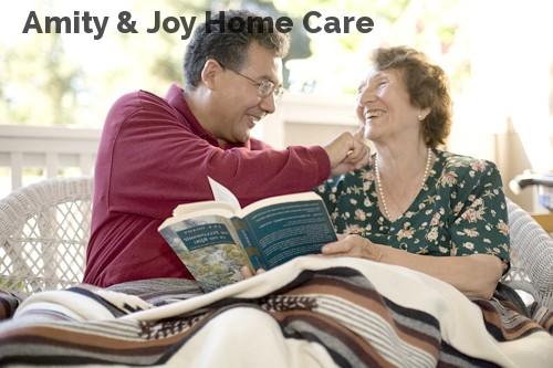 Amity & Joy Home Care