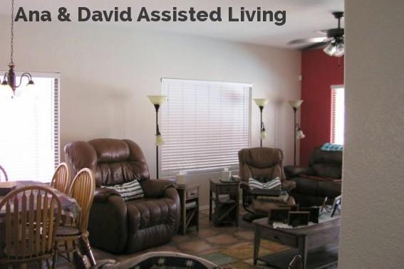 Ana & David Assisted Living