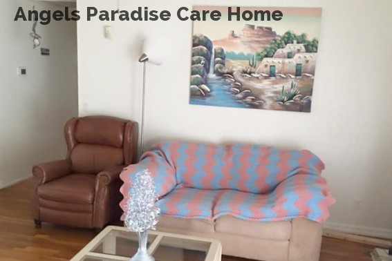 Angels Paradise Care Home