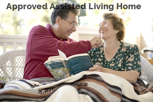 Approved Assisted Living Home
