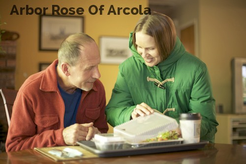Arbor Rose Of Arcola