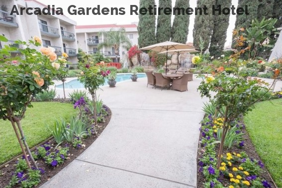 Arcadia Gardens Retirement Hotel