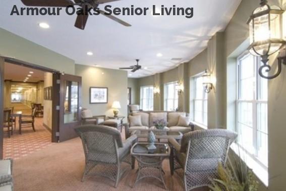 Armour Oaks Senior Living