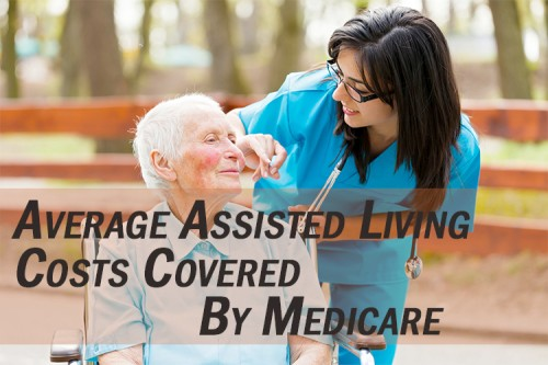 assisted living costs covered by Medicare