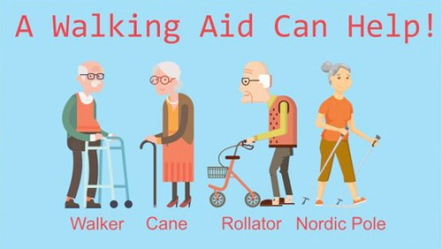 National Walking Day and Tips for Elderly People