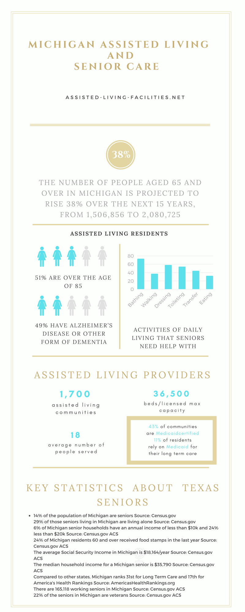 Michigan-assisted-living-infographic