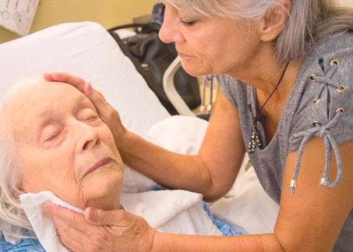 Nursing homes sedate residents with dementia