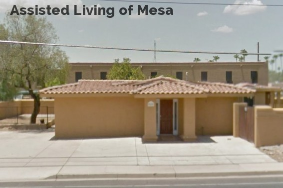 Assisted Living of Mesa