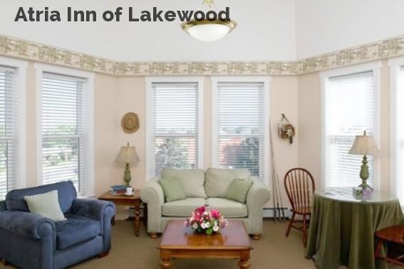 Atria Inn of Lakewood