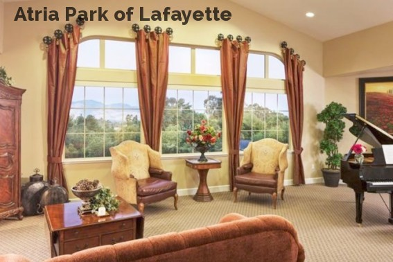 Atria Park of Lafayette