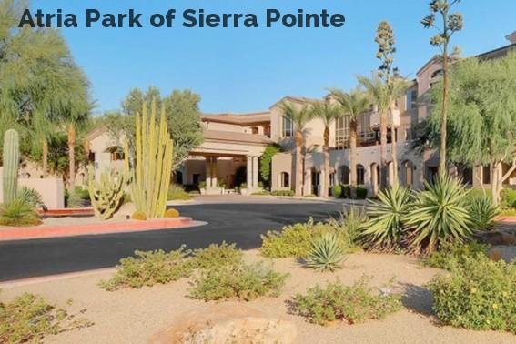 Atria Park of Sierra Pointe