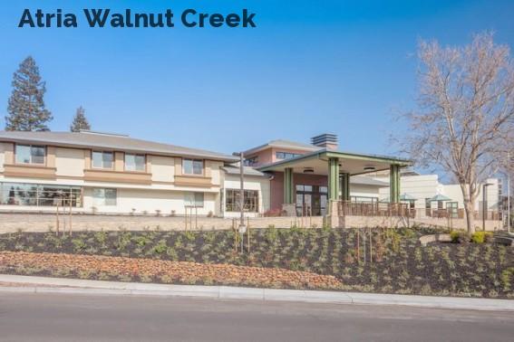 Atria Walnut Creek