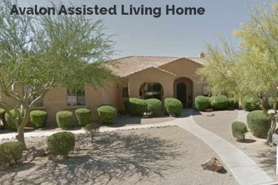 Avalon Assisted Living Home