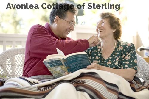 Avonlea Cottage of Sterling