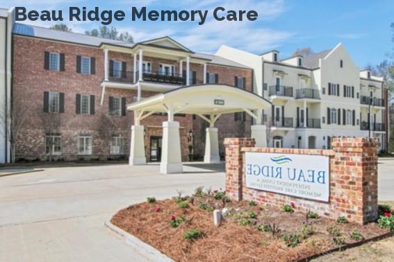 Beau Ridge Memory Care