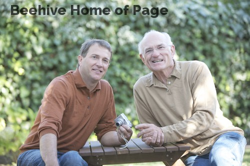 Beehive Home of Page