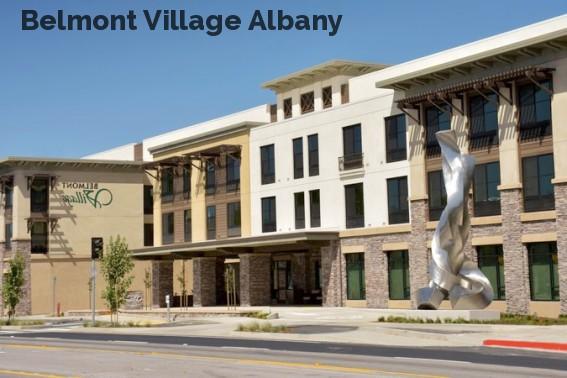 Belmont Village Albany