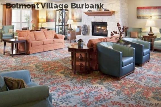 Belmont Village Burbank