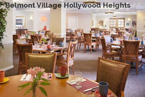 Belmont Village Hollywood Heights