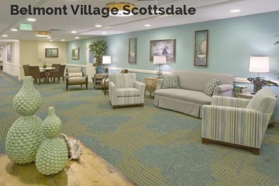 Belmont Village Scottsdale