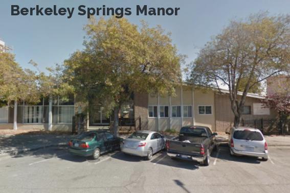 Berkeley Springs Manor