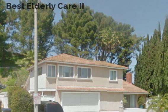Best Elderly Care II