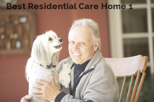 Best Residential Care Home 1
