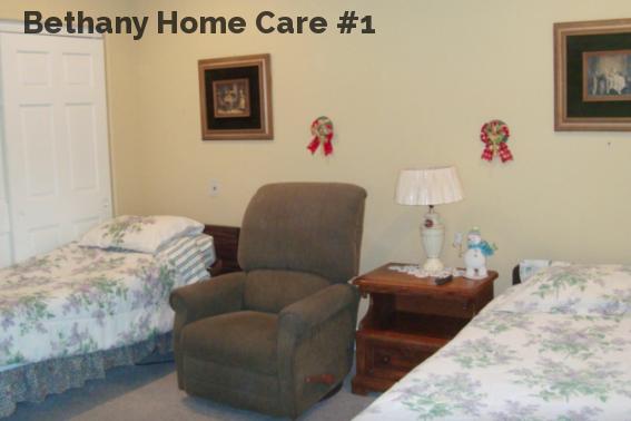 Bethany Home Care #1