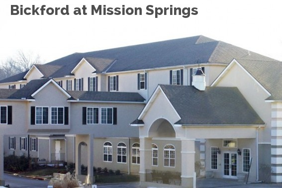 Bickford at Mission Springs