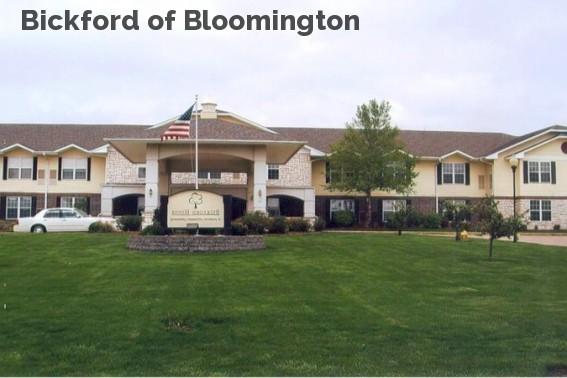 Bickford of Bloomington