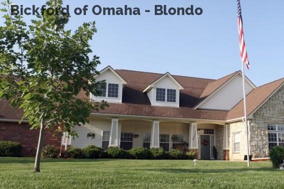 Bickford of Omaha - Blondo