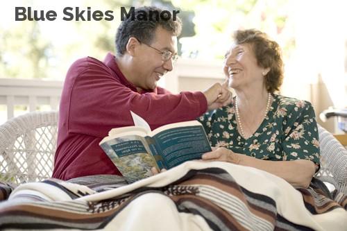 Blue Skies Manor
